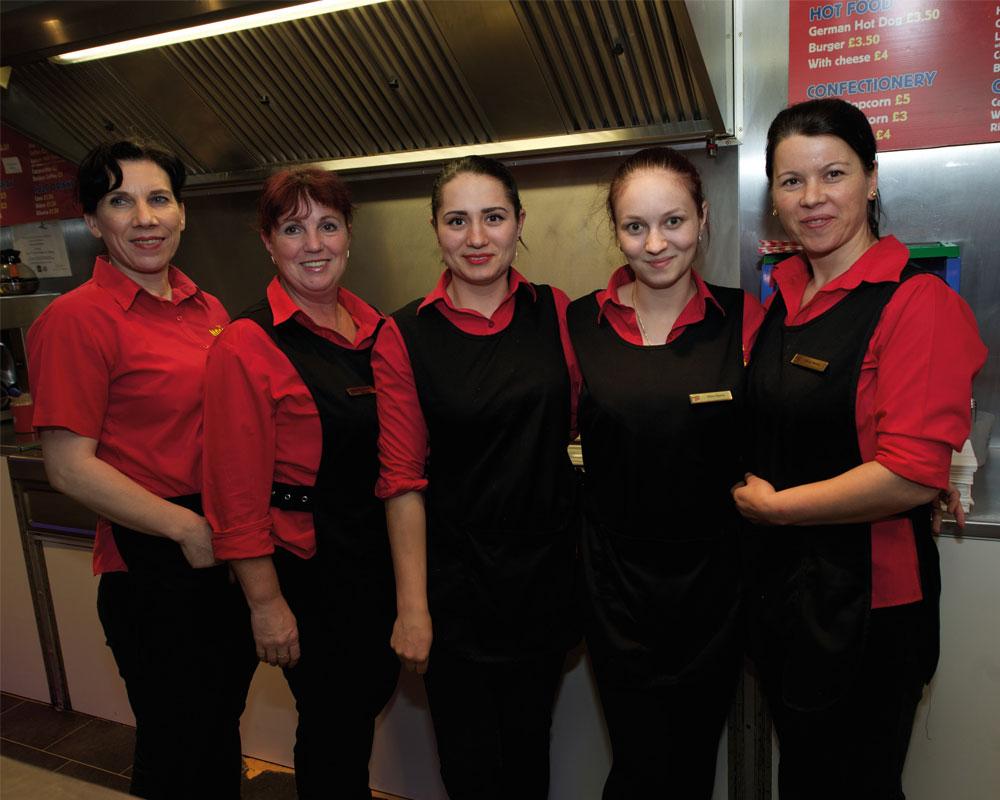 Cafeteria Profile Picture
